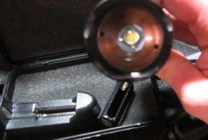 Lampe De Poche Tactique Shadowhawk x800 Avis 2020 3